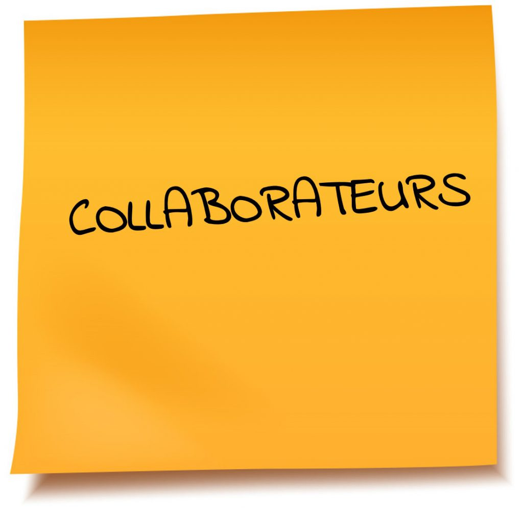 Ca c fait post it collaborateurs